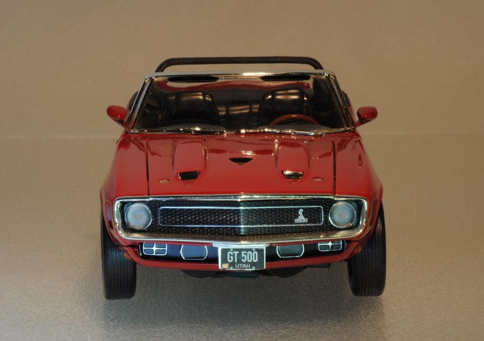 1969 Shelby Cobra GT500 Studio