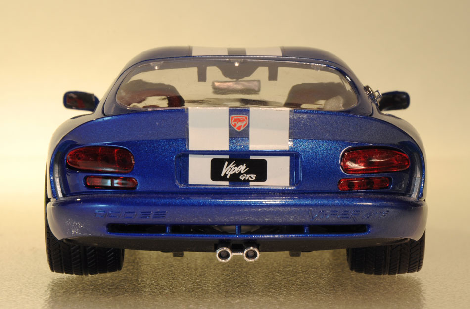 96 Dodge Viper GTS Coupe