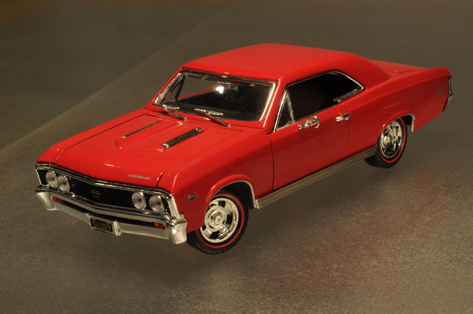 67 Chevy SS Chevelle