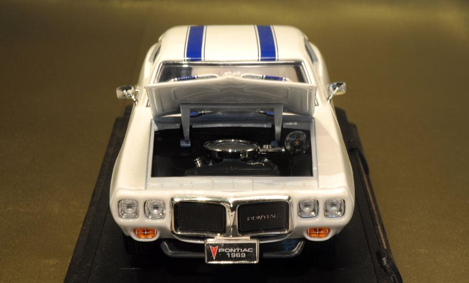 69 Pontiac TransAm Diecast
