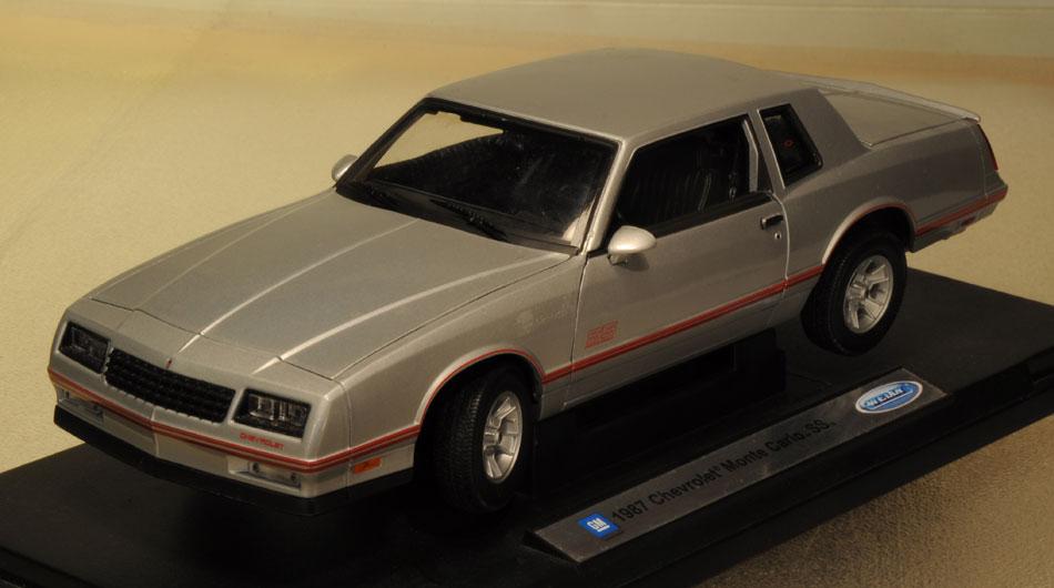 87 Chevrolet Monte Carlo SS