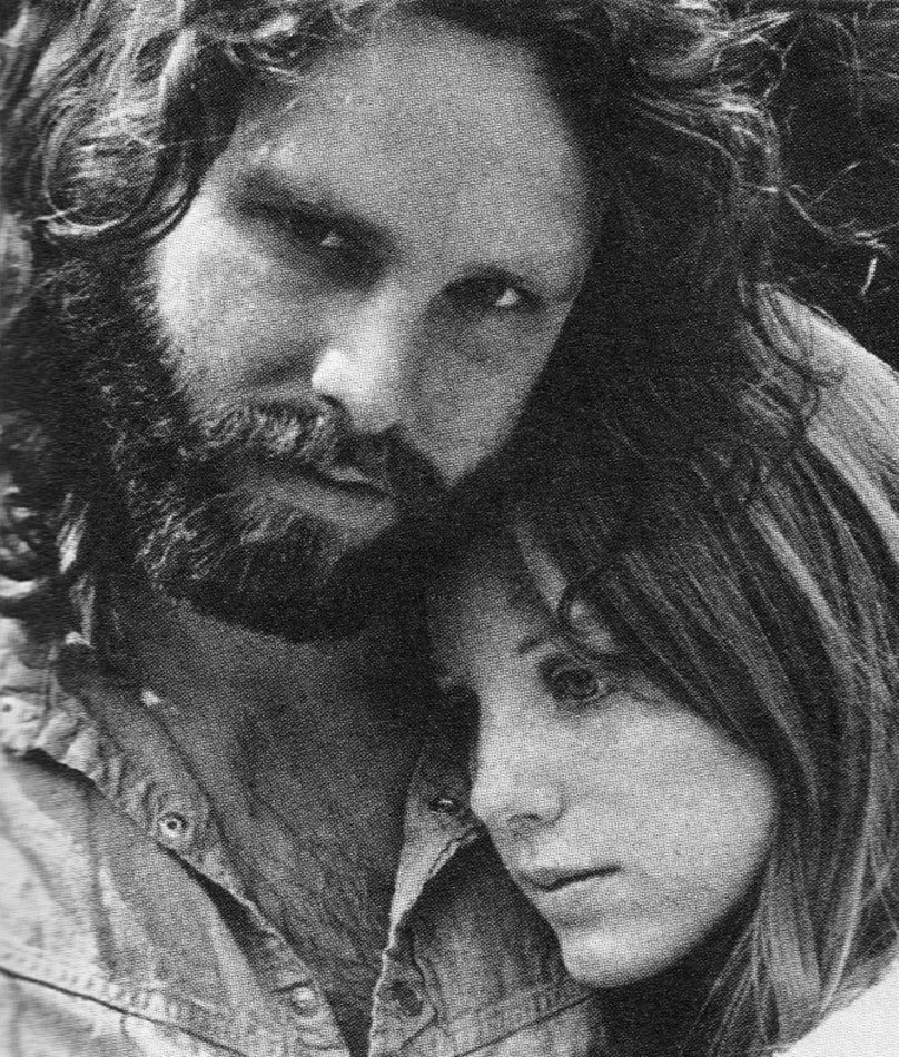 Jim Morrison And Pamala