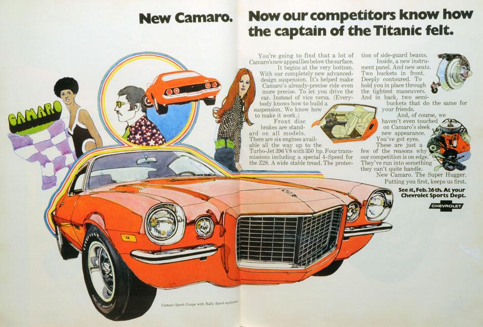 1970Z28CamaroSuperHuggerAd4web