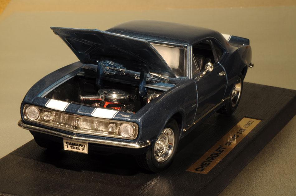 67 Z28 Camaro