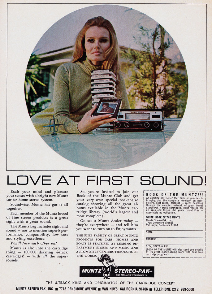 Love At First Sound Ad
