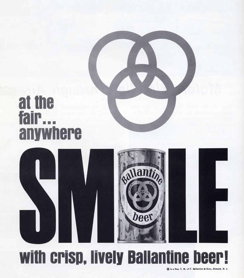 Balintine Smile Ad