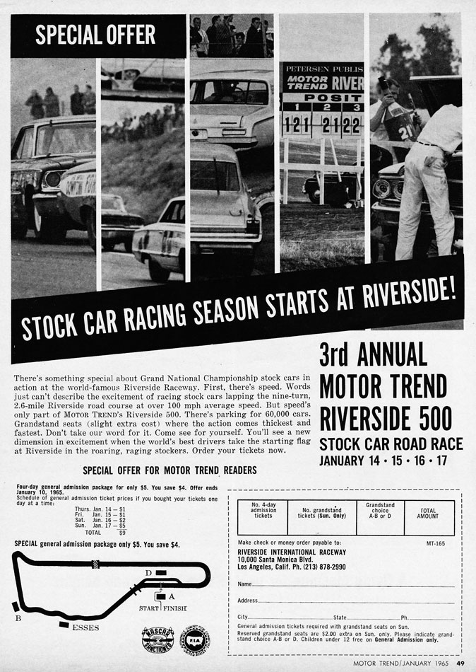 Tickets For Riverside Ca Ad