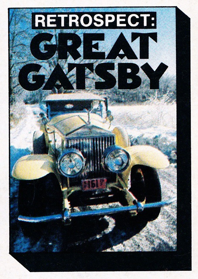 The Great Gatsby's 1928 Rolls Royce Phantom