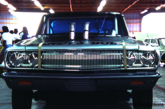 Landys 65 Dodge Grill 1