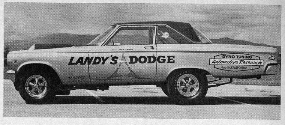 dick landy s 1965 dodge coronet funny car. Black Bedroom Furniture Sets. Home Design Ideas